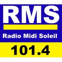 Logo de la radio RMS Radio Midi Soleil