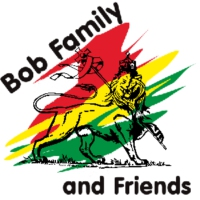Logo de la radio Bob Family and Friends
