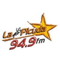 Logo of radio station XHSW La Más Picuda 94.9 Fm