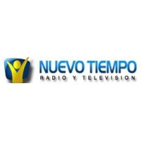 Logo of radio station Nuevo Tiempo