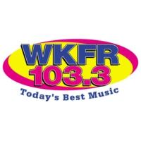 Logo de la radio 103.3 WKFR