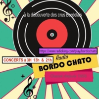 Logo of radio station Bordo Chato