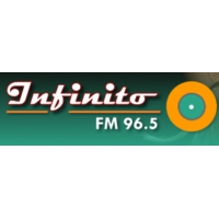 Logo of radio station Infinito FM 96.5