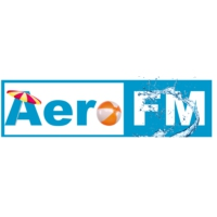 Logo of radio station AeroFM