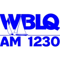 Logo of radio station WBLQ 1230