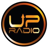 Logo of radio station UP RADIO