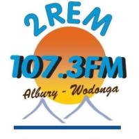 Logo of radio station 2REM 107.3 FM