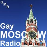 Logo of radio station Gay Moscow Radio