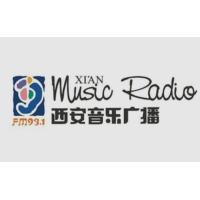 Logo of radio station 西安音乐广播 FM93.1 - Xi'an Music Radio