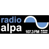 Logo of radio station Radio Alpa