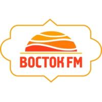 Logo of radio station Восток FM