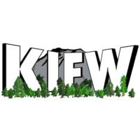 Logo of radio station KIFW 1230AM