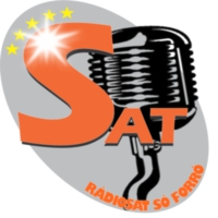 Logo of radio station RadioSat So Forro
