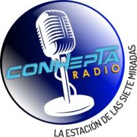 Logo of radio station ConHepta Radio
