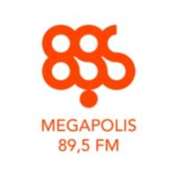 Logo de la radio Megapolis 89'5 FM