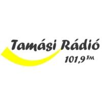 Logo de la radio Tamási Rádió