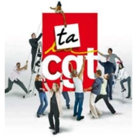 Logo of radio station cgt drancy
