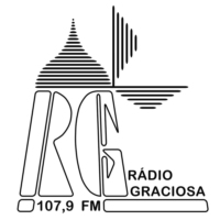 Logo of radio station Rádio Graciosa