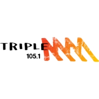 Logo of radio station Triple M Melbourne 105.1