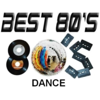 Logo de la radio BEST80DANCE