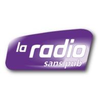 Logo of radio station La Radio Sans Pub
