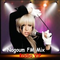 Logo de la radio Nogoum FM Mix