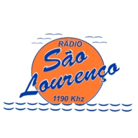 Logo of radio station Rádio Sao Lourenco 1190 AM