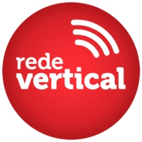Logo of radio station Rede Vertical