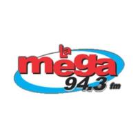Logo de la radio XHVO La Mega 94.3 FM