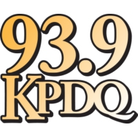 Logo of radio station KPDQ 93.9