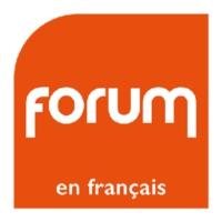 Logo of radio station Forum en français
