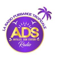Logo de la radio Antilles Dom Station Radio