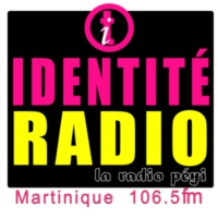 Logo of radio station Identité Radio