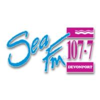 Logo de la radio Sea FM Tasmania