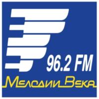 Logo of radio station Радио Мелодии Века 96.2 FM