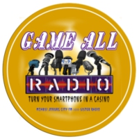 Logo of radio station Game All Radio