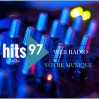 Logo de la radio hits97 web radio