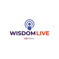 Logo de la radio Wisdom Live