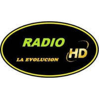 Logo of radio station HD RADIO LA EVOLUCIÓN
