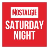 Logo of radio station Nostalgie Saturday Night