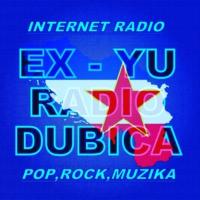 Logo of radio station Ex-Yu Radio Dubica
