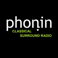 Logo de la radio PHON.IN Classical Surround Radio