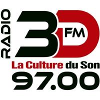 Logo de la radio Radio 3DFM