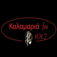 Logo of radio station Καλαμαριά FM 101.7