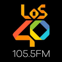 Logo of radio station LOS40 Argentina