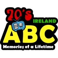 Logo of radio station ABC 70's Ireland
