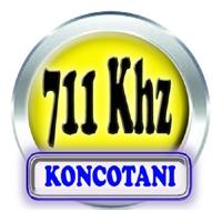 Logo de la radio Radio Swara Koncotani 711 Khz