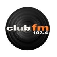 Logo de la radio Club FM 103.4