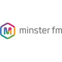 Logo of radio station Minster FM