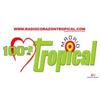Logo of radio station Radio Corazón Tropical